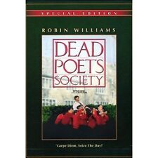 Dead Poets Society Special Edition Peter Weir Film w/Robin Williams