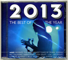 MOJO - 2013 The Best of the Year - 15-track compilation CD
