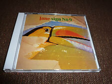 CD.JANE.SIGN NO 9  1979.EDITION REPERTOIRE ..NEUF SOUS CELLO.