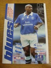 16/08/1998 Birmingham City v Crystal Palace  (Crease). Trusted sellers on ebay b