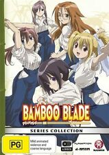 Bamboo Blade Series Collection DVD NEW