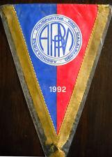 GAGLIARDETTO A. POL. PRO MALALBERGO futbol pennant wimpel fanion