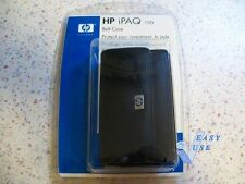 HP Ledertasche schwarz leathercase black for iPAQ 100 112 114 Modelle FA995AA