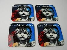 Les Miserables Theatre Poster COASTER Set