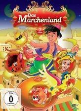 Das Märchenland, 7 Filme: Peter und der Wolf / Die Bremer Stadtmusikanten / Alad