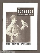 "Jose Ferrer ""THE SILVER WHISTLE"" Kathleen Comegys / George Mathews 1948 Playbill"
