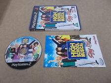 Ps2 PLAYSTATION 2 PAL GIOCO HIGH SCHOOL MUSICAL SING IT CON SCATOLA ISTRUZIONI