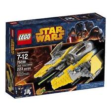 NEW~LEGO Star Wars75038~ Jedi Interceptor  Revenge Of The Sith Anakin Skywalker