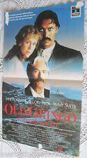 OLD GRINGO Il vecchio gringo (1989) LOCANDINA POSTER ORIGINALE 48,8 X 31