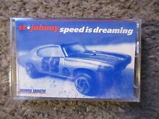 "ST.JOHNNY ""SPEED IS DREAMING"" 1994 DGC-STILL SEALED ADVANCE PROMO CASSETTE OOP!"