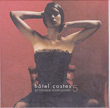 CD (BOXSET) 15T STEPHANE POMPOUGNAC HOTEL COSTES VOL.5 feat ANGGUN 2002  FRANCE