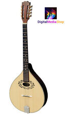 Octave Mandolin, short scale Irish Bouzouki, Solid Wood, made by HORA, Romania