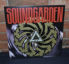 SOUNDGARDEN - Badmotorfinger, Import LP BLACK VINYL New & Sealed!