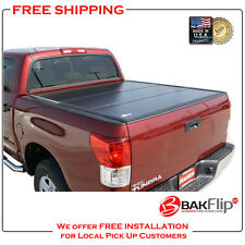 "BAK BAKFlip G2 Folding Tonneau Cover for 2007-2017 Toyota Tundra 5'6"" Bed 26409"