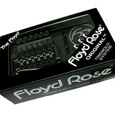 BRAND NEW Floyd Rose ORIGINAL German Tremolo System Complete w/ Nut R2 - BLACK