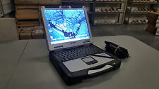 Panasonic Toughbook CF-31 2.27GHz 160GB HDD FAST 8GB Touchscreen WIN7 PRO W/ADAP