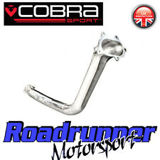 "Cobra Sport Impreza Turbo WRX STi De Cat Downpipe 3"" Stainless Exhaust (2.0 2.5)"