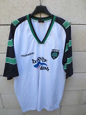 VINTAGE Maillot rugby US MONTAUBAN XV Be Rugbe Flash coolection shirt XL