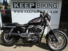 2005 HARLEY DAVIDSON XL883R SPORTSTER     ONLY 12708 MILES.   2 OWNERS