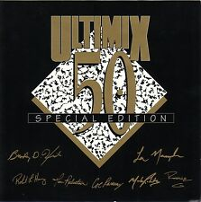 Ultimix 50 CD Ultimix Records Ace Of Base,Culture Beat,The Cover Girls,Nu Shooz