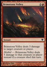 FOIL Raffica di Zolfo - Brimstone Volley MTG MAGIC Innistrad Ita