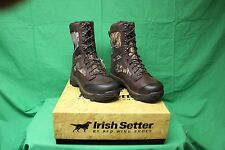 Red Wing Mens Irish Setter Mountain Claw Waterproof Winter Hunting Boots Sz 8.5D
