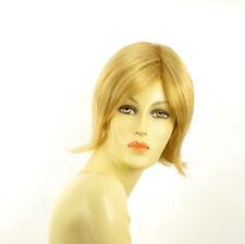 short wig for women light golden blond ref: MARINA lg26 PERUK