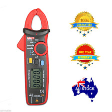 UNI-T DIGITAL UT211B 0.1mA-60Amp 600V AC DC True RMS Mini CLAMP METER MULTIMETER