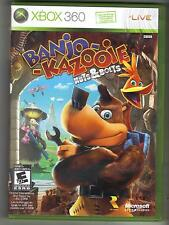BANJO-KAZOOIE NUTS & BOLTS XBOX 360 GAME Xbox360 and banjo kazooie