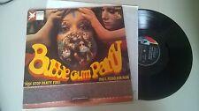 LP Jazz Paul Nero - Bubble Gum Party (9 Song) LIBERTY Klaus Doldinger