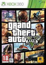 Grand Theft Auto V 5 XBOX 360 * new sealed pal *