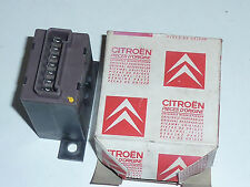 CITROEN relais 12v klaxon BX 95630754 95-630-754 made in FRANCE