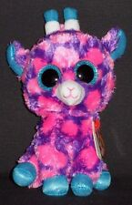 "TY BEANIE BOOS - SKY HIGH the 6""  GIRAFFE - MINT with MINT TAG - NEW"