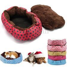 Lavabile Letto per cani letto cuscino una coperta per cani gatti cuccia lettino