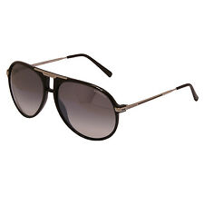 Carrera - Black Palladium Aviator Sunglasses with Case