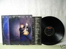 Aldo Nova LP Aldo Nova Very Clean 1982 Psych Rock 33 RPM Orig! Fantasy