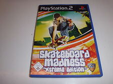 PlayStation 2   PS2  Skateboard Madness: Xtreme Edition
