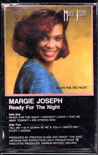 READY FOR THE NIGHT - MARGIE JOSEPH (Cassette) BRAND NEW FACTORY SEALED