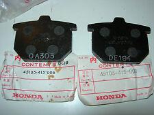 NOS Honda cx500 gl1100 Anteriore Pastiglie Dei Freni 45105-415-006 OEM