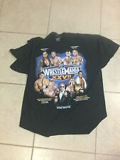 Wrestlemania XXVII 27 Licensed WWE Youth XL T Shirt John Cena Undertaker