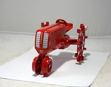 Vintage SCALE MODELS 1938 DieCast COCKSHUTT MODEL 70 TRACTOR Collectible