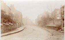 Turnpike Newchurch Nr Bacup Rossendale  RP old pc used 1914