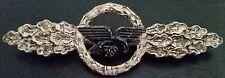 ✚7117✚ German Luftwaffe Transport / Glider Clasp Badge post WW2 1957 pattern