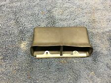 68-69 Impala & 70-72 Chevelle Console Seat Belt Holder Pocket original
