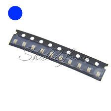50PCS Blue 0805 SMD SMT Super Bright LED S