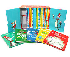 The Wonderful World of Dr. Seuss Series 20 Reading Books Collection Gift Box Set