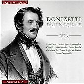 DONIZETTI; DON PASQUALE NEW & SEALED