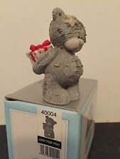 JUST FOR YOU - RARE BOXED ME TO YOU RESIN FIGURINE + FREE MOTHERS DAY CARD
