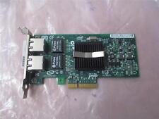 IBM Intel Pro/1000 PT Dual Port Server Adapter Card 39Y6127 39Y6128 Low Profile