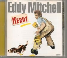 CD ALBUM 13 TITRES--EDDY MITCHELL--MR EDDY--1996